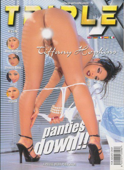 Front cover of Private Triple X 64 magazine