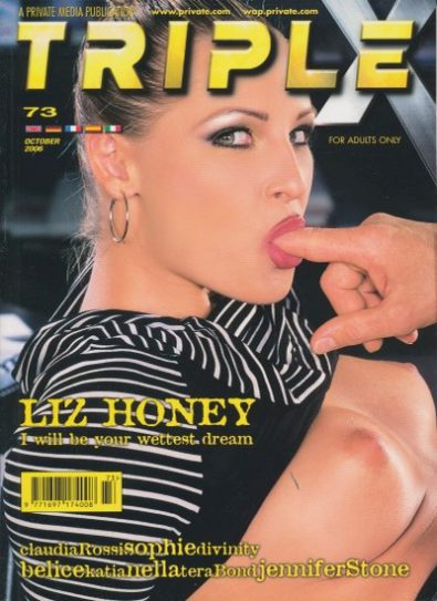 Front cover of Private Triple X 73 magazine