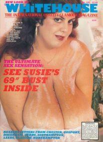 Front cover of Whitehouse International 135 magazine