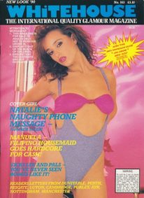 Front cover of Whitehouse Number 163 magazine