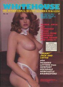 Front cover of Whitehouse International 54 magazine