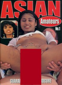 Front cover of Asian Amateurs No 1 magazine