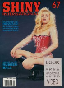 Front cover of Shiny 67 magazine
