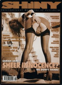 Front cover of Shiny 96 magazine