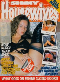 Front cover of Shiny Housewives 31 magazine