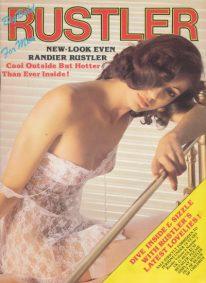 Front cover of Rustler Volume 6 No 3 magazine