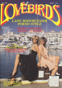 Front cover of Lovebirds No 106 magazine