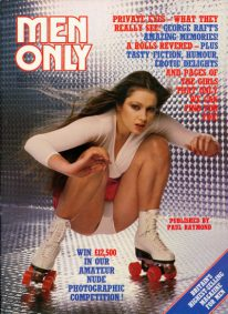 Front cover of Men Only Volume 44 No 7 magazine