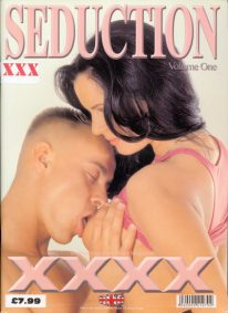 Front cover of Seduction XXX Vol 1 magazine