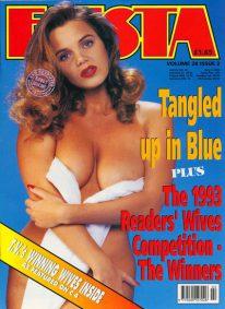 Front cover of Fiesta Volume 28 No 2 magazine