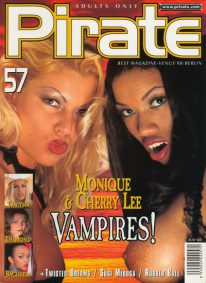Front cover of Pirate 57 magazine