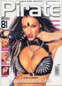 Front cover of Pirate 81 magazine