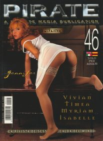 Front cover of Pirate 46 magazine