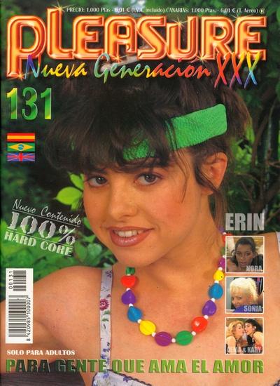 Front cover of Pleasure No 131 magazine