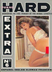 Front cover of Porno Hard No 6 magazine