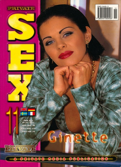 Front cover of Private Sex 11 magazine
