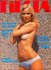 Front cover of Fiesta Volume 10 Number 5 magazine