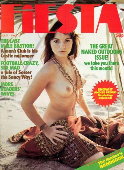 Front cover of Fiesta Volume 11 No 3 magazine