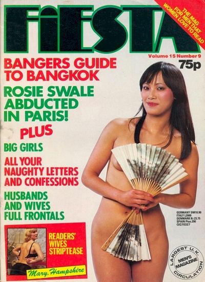 Front cover of Fiesta Volume 15 No 9 magazine