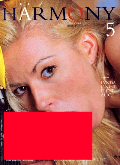 Front cover of Harmony No 5 magazine