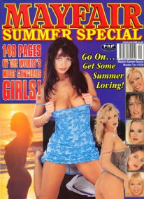Front cover of Mayfair Summer Special No 2 magazine