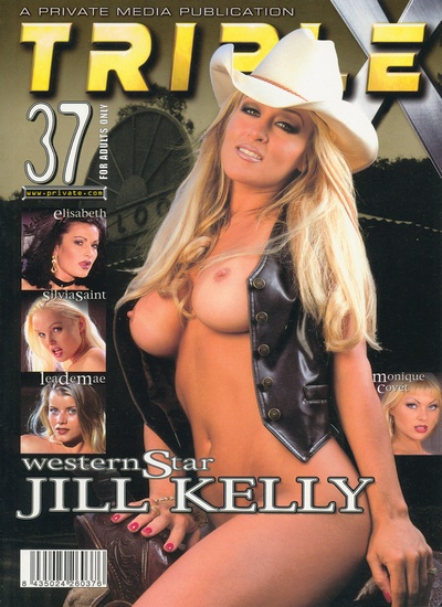 Front cover of Private Triple X 37 magazine