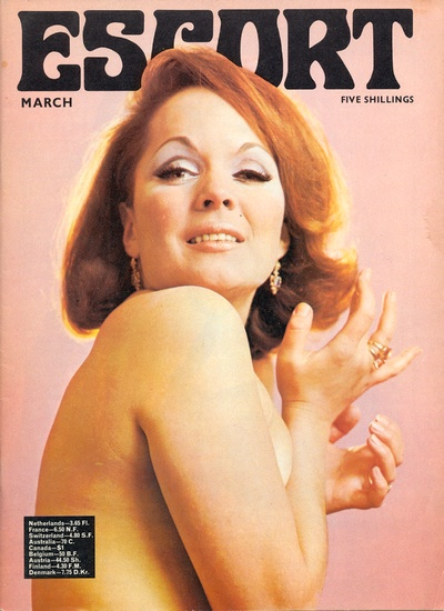 Front cover of Escort March 1960s magazine
