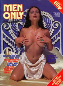 Front cover of Men Only Volume 43 No 3 magazine