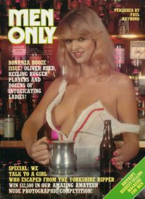 Front cover of Men Only Volume 44 No 9 magazine