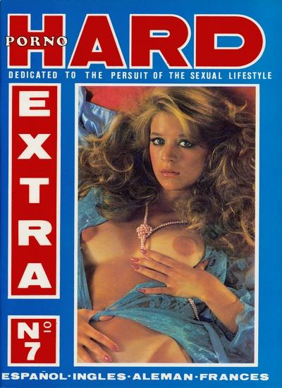 Front cover of Porno Hard No 7 magazine