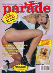 Front cover of Parade No 243 magazine