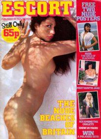 Front cover of Escort Volume 1 No 8 magazine