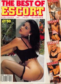Front cover of Best of Escort No 14 magazine