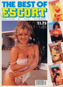 Front cover of Best of Escort No 22 magazine