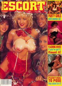Front cover of Escort Volume 10 No 13 magazine
