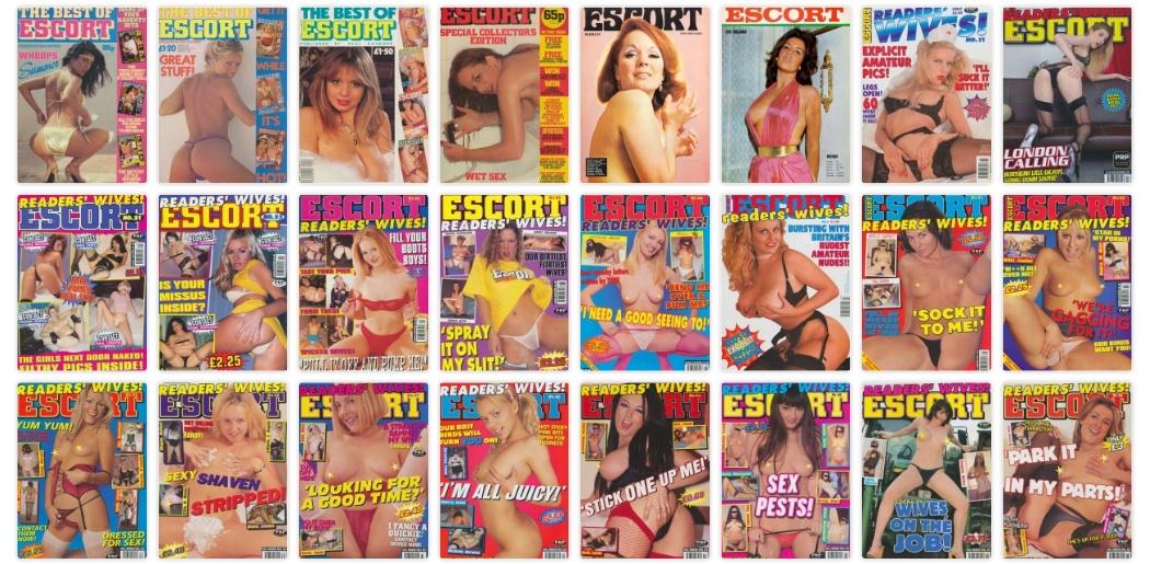 Escort adult magazine gallery
