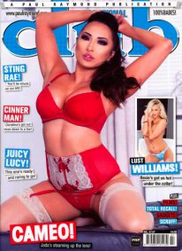 Front cover of Club International Volume 47 Number 7 magazine