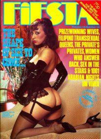 Front cover of Fiesta Volume 16 No 12 magazine