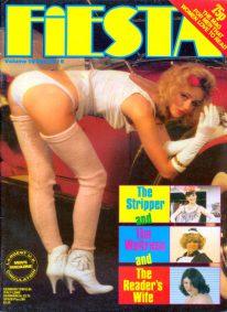 Front cover of Fiesta Volume 16 No 5 magazine