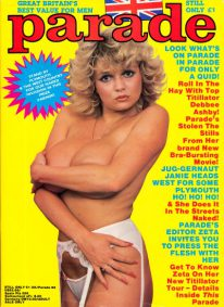 Front cover of Parade 92 magazine