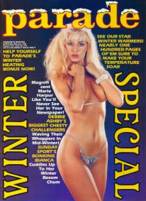 Front cover of Parade Winter Special 1988 magazine