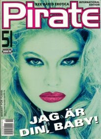 Front cover of Pirate 51 magazine