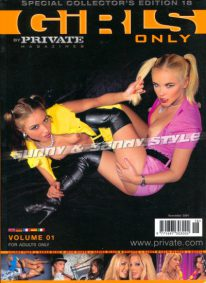 Front cover of Private Girls Only Vol 1 magazine