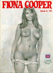 Front cover of Fiona Cooper Volume 9 1999 magazine