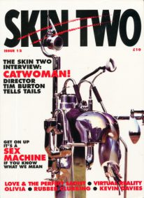 Front cover of Skin Two Issue 12 magazine