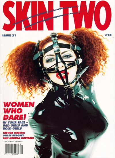 Front cover of Skin Two Issue 21 magazine