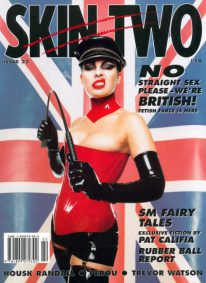 Front cover of Skin Two Issue 22 magazine