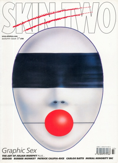 Front cover of Skin Two Issue 37 magazine
