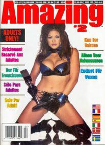 Front cover of Amazing 2 magazine