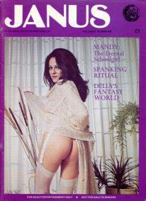 Front cover of Janus Vol 5 No 6 magazine